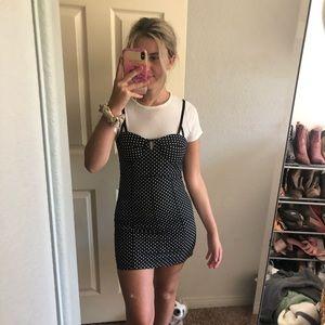 LF Polka Dot Dress